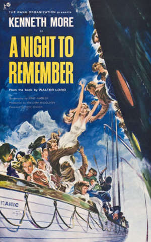 Filmplakat til A Night to Remember