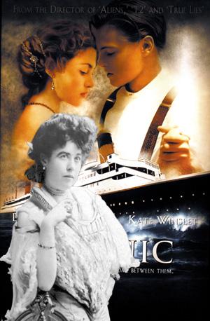 Molly Brown foran Titanic